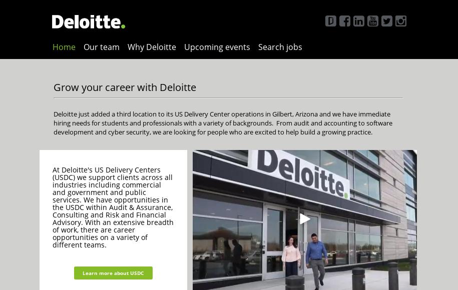 deloitte.com - Deloitte USDC West